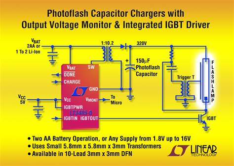 photoflash capacitor charger ic capacitor voltage output 28 images dynamic analysis of switching converters ppt a 555 timer