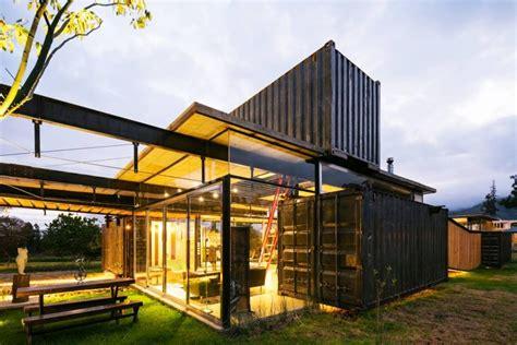Construire Maison En Container by Maison En Container Une Construction Rapide Et 233 Conomique
