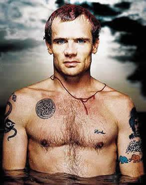 flea tattoos flea of chili peppers pics photos pictures