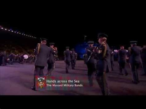 edinburgh tattoo nz youtube hands across the sea edinburgh military tattoo 2015