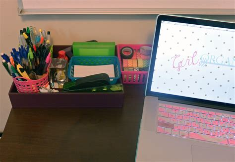 5 Useful Tips To Organize Your Desk Desk Organized
