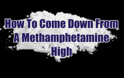 How To Eork While Detoxing Metg by How To Come From A Methhetamine High Rehab Near