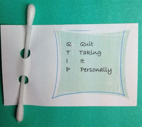Taking It Personally by Qtip Quit Taking It Personally Quotes To Live By