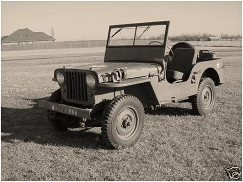 Jeep Enthusiast Willys Cj 2a Jeep Enthusiast