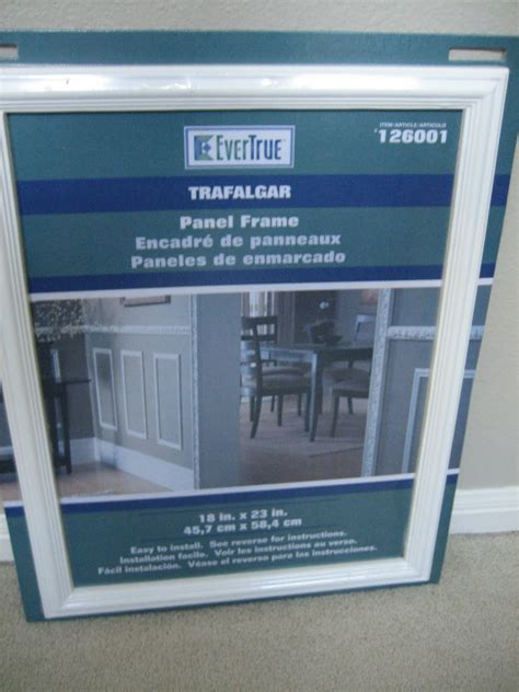 premade wainscoting panels picture frame wainscoting imagejpg here best help for a