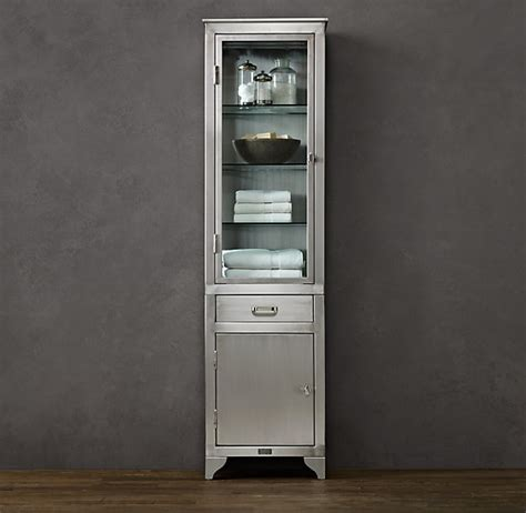 stainless steel bathroom cabinet my restoration hardware bathroom dreams redbird