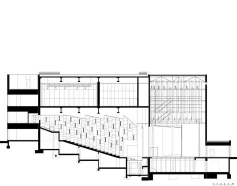 Small Section by Galeria De Teatro Municipal De Guarda Architects 29