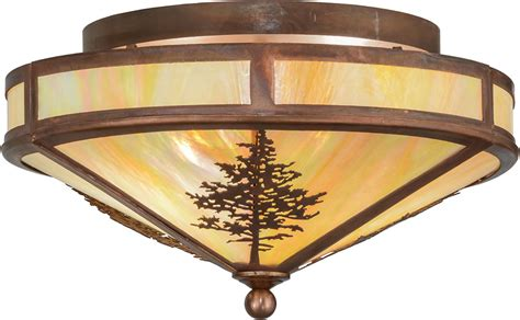Kenroy Chandelier Copper Flush Mount Ceiling Lights Inexpensive Ceiling