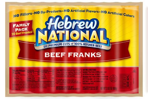 hebrew national dogs hebrew national beef franks review