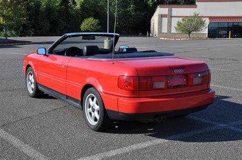 Audi Cabriolet 1997 by 1997 Audi Cabriolet German Cars For Sale Blog