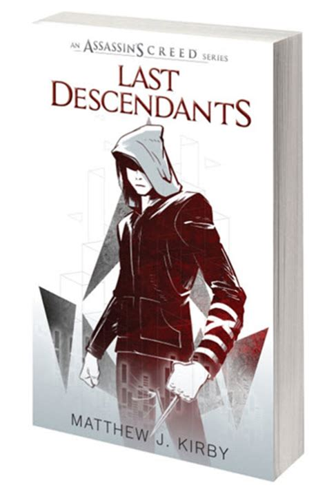 libro last descendants an assassins scholastic to publish assassin s creed young book series