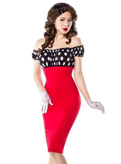 pin up robe pin up rockabilly vintage belsira quot pencil black