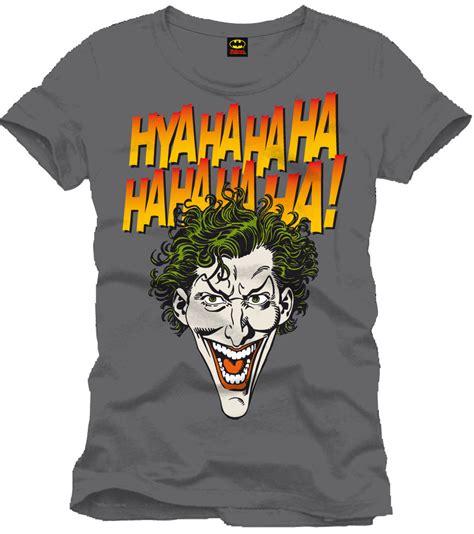 Batman Seram T Shirt Size Xl buy t shirt batman t shirt joker hahaha anthracite size xl archonia