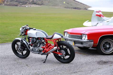 Motorrad Umbauten Honda by Umgebautes Motorrad Honda Cx 500 Von Rarebear 1000ps De