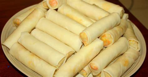 bahan n cara membuat kulit lumpia resep kulit lumpia kering resep masakan terbaru