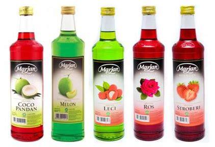 Marjan Syrup ms0001 marjan syrup buy beverage flavored syrup marjan