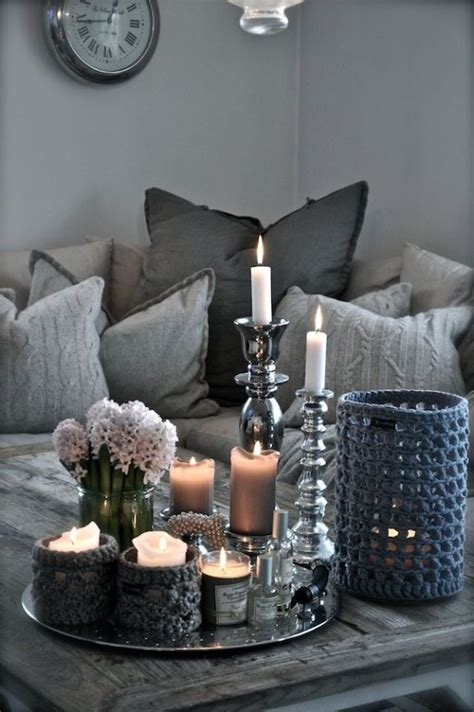 how to make winter decorations winter decor trend 34 stylish silver accessories and