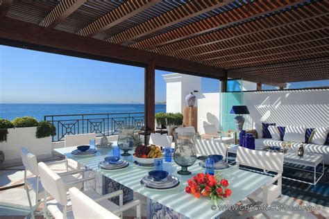 penthouse terrace exclusive and luxury new front line beach 5 bedroom duplex
