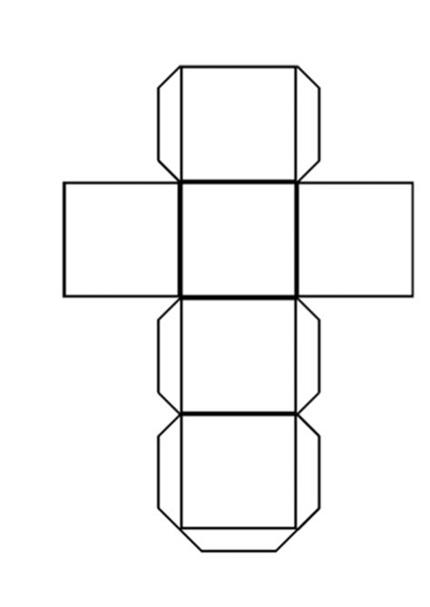 cuboid net template printable net cube by lornzxx teaching resources tes
