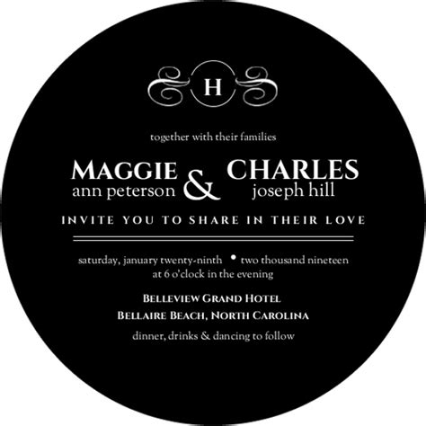 wedding invitation black tie etiquette wedding invitations invitation wording exles etiquette