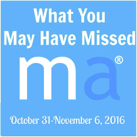 what you may missed november 6 2016 unfranchise