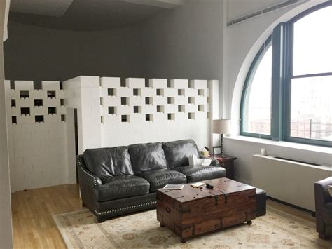 wall room how to divide a room best ideas for dividing your rooms