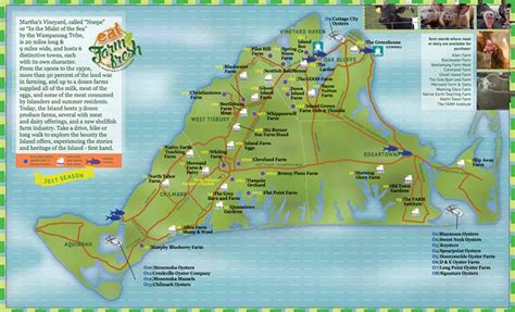 printable road map of martha s vineyard martha s vineyard farms