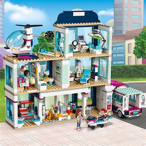 The Home Decor Company by Lego 174 Friends Heartlake Hospital 41318 Target Australia