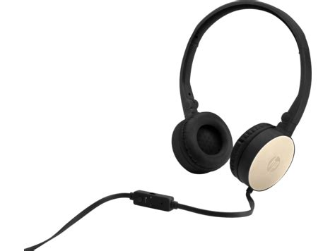 Headset Hp H2800 hp stereo headset h2800 black w silk gold 2ap94aa hp 174 south africa