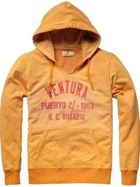Sweater Supermoto Clothing ventura hoodie by scotch soda silodrome