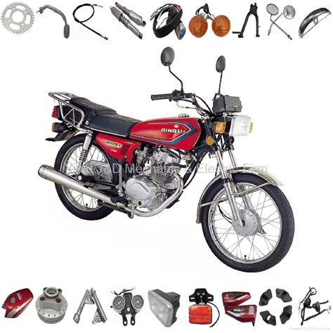 motocross bike dealers honda cg125 150 motorcycle parts jetar china trading