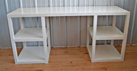 parson tower desk for my sewing room craft show ideas ana white build a parson tower desk free and easy diy