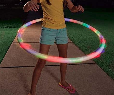 light up hula hoop dance light up hula hoop 30 quot kids led toy dance spinning lighted
