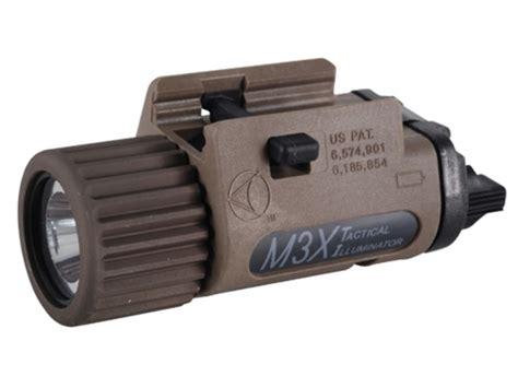 M3x Light by Insight Tech Gear M3x Tactical Illuminator Flashlight Led 1913