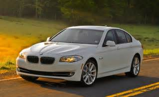 Bmw 528i 2012 Car And Driver