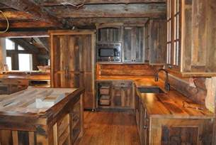 Rustic Kitchen Furniture Gallery Of 17 Rustic Kitchen Designs Page 2 Of 2 Zee Designs