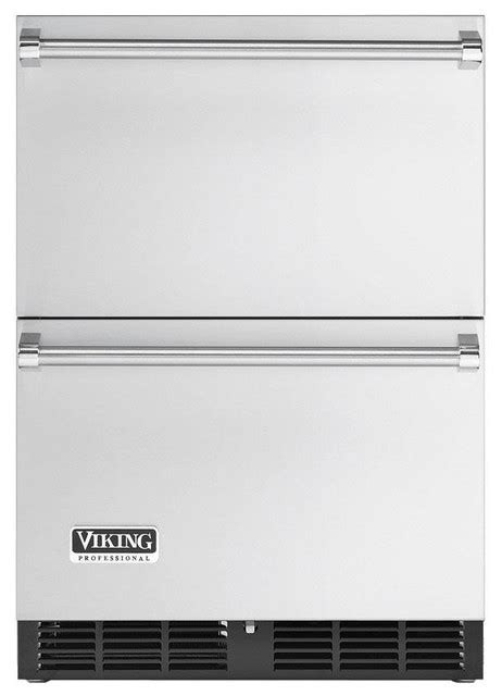 Viking Refrigerator Drawers by Viking 24 Quot Undercounter Drawer Refrigerator