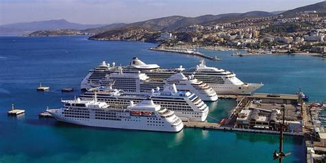 kusadasi port map kusadasi ephesus turkey cruise port schedule cruisemapper