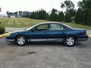 1995 Chrysler Intrepid Object Moved