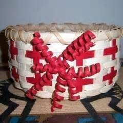 mini  day baskets     bowl  basket
