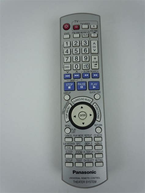 Remot Remote Lg Home Theater Compo Hometheater Akb30760801 samsung ht p38 integrated dvd 5 1 home theater receiver no remote or manual what s it worth