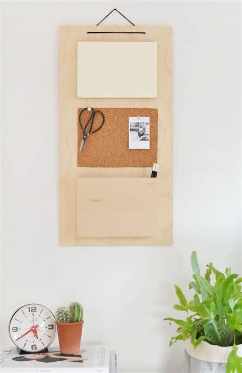 Wall Hanging Desk Organizer Diy Hanging Organiser Burkatron