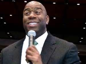 Magic johnson dwyane wade doesn t need to practice larry brown
