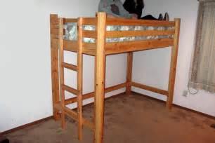 Low loft bed plans bed plans diy amp blueprints