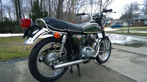 1973 honda cb350 cb 350 original low mileage motorcycle 1973 honda cb350 cb 350 original low mileage motorcycle