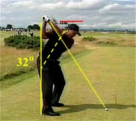 spine angle golf swing why tiger s swing is worse now