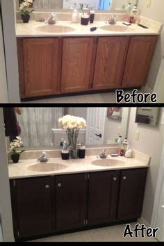 painted bathroom cabinets ideas easy way to paint your bathroom cabinets painted