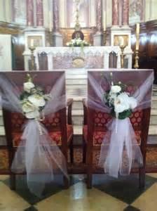 d 233 coration 233 glise autel bouts de bancs pour mariage en