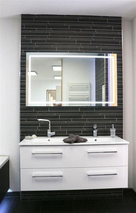 fliesen schwarz weiß steinmauer wohnzimmer