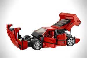Lego F40 Lego Creator F40 Hiconsumption